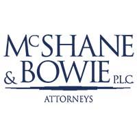 McShane & Bowie PLC